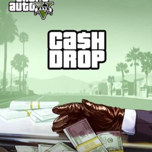 GTA V cash drop