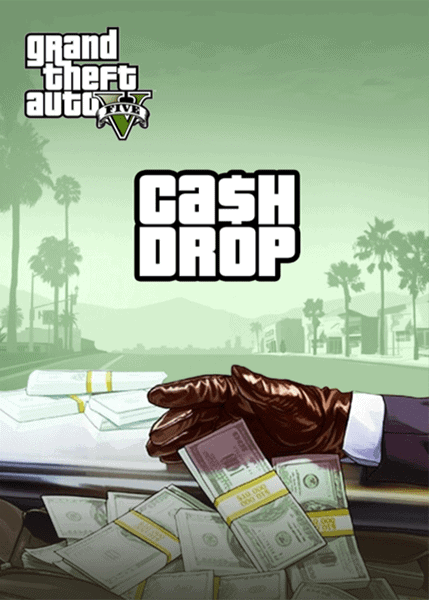 GTA V cash drop