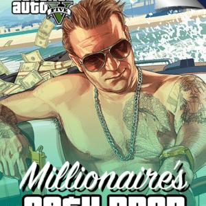 GTA V Millionaire's cash drop