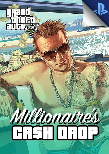 GTA Online cash drop