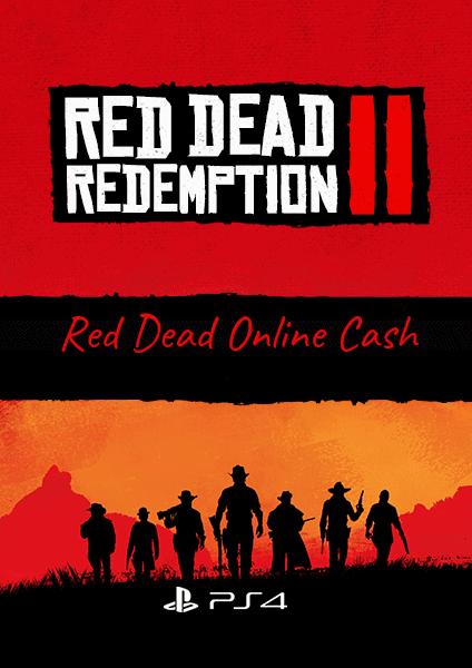 Red Dead Redemption 2 money