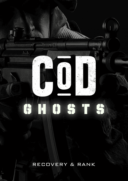 COD Ghosts recovery