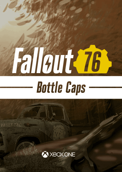 Fallout 76 bottle caps