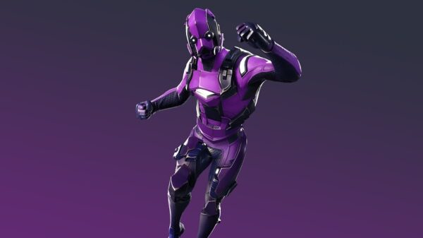 Fortnite Dark Vertex skin