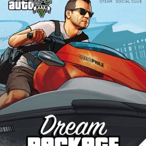 GTA V Modded Account Dream Package