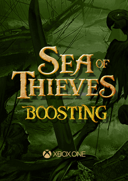 Sea of Thieves boosting service