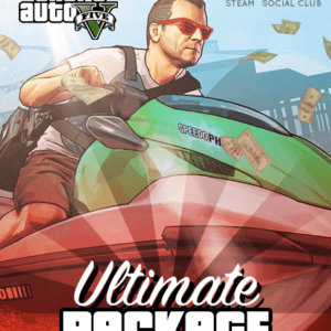GTA Ultimate cash account