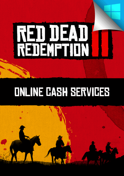 Red Dead Redemption 2 online cash and gold bars