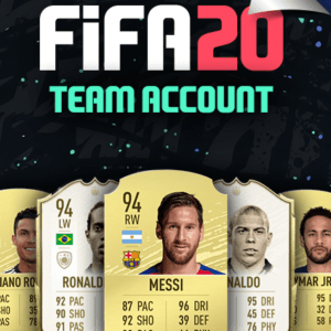 FIFA points account for PS4