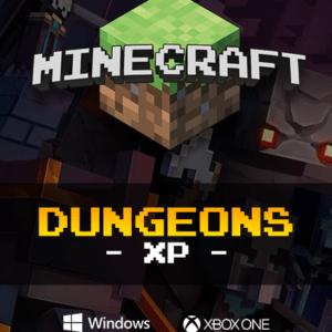 Minecraft Dungeons XP
