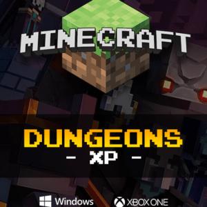 Minecraft Dungeons XP