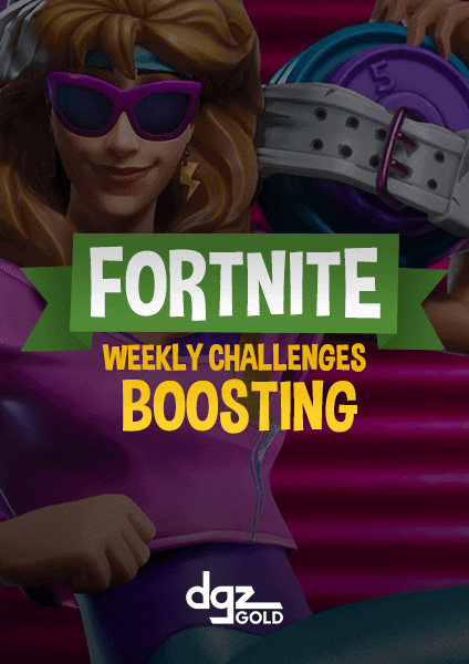 Fortnite Weekly Challenge boosting