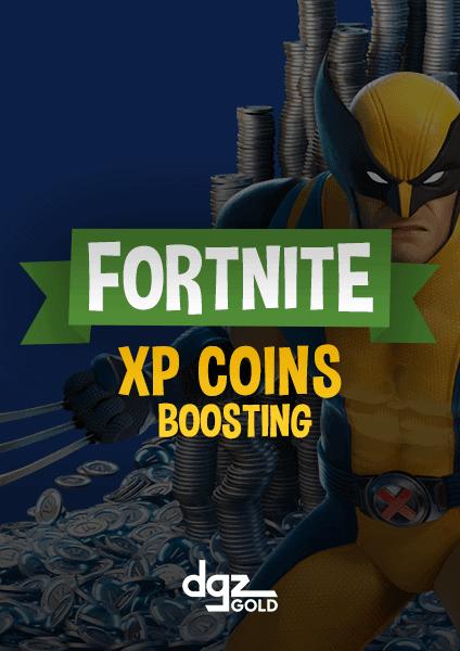 Fortnite XP coin boosting