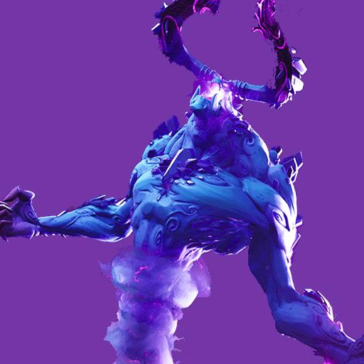 Fortnite Mythic Storm King