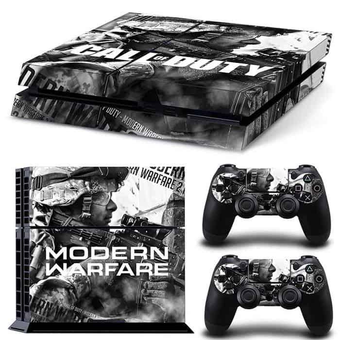 Call of Duty Modern Warfare PS4 skin