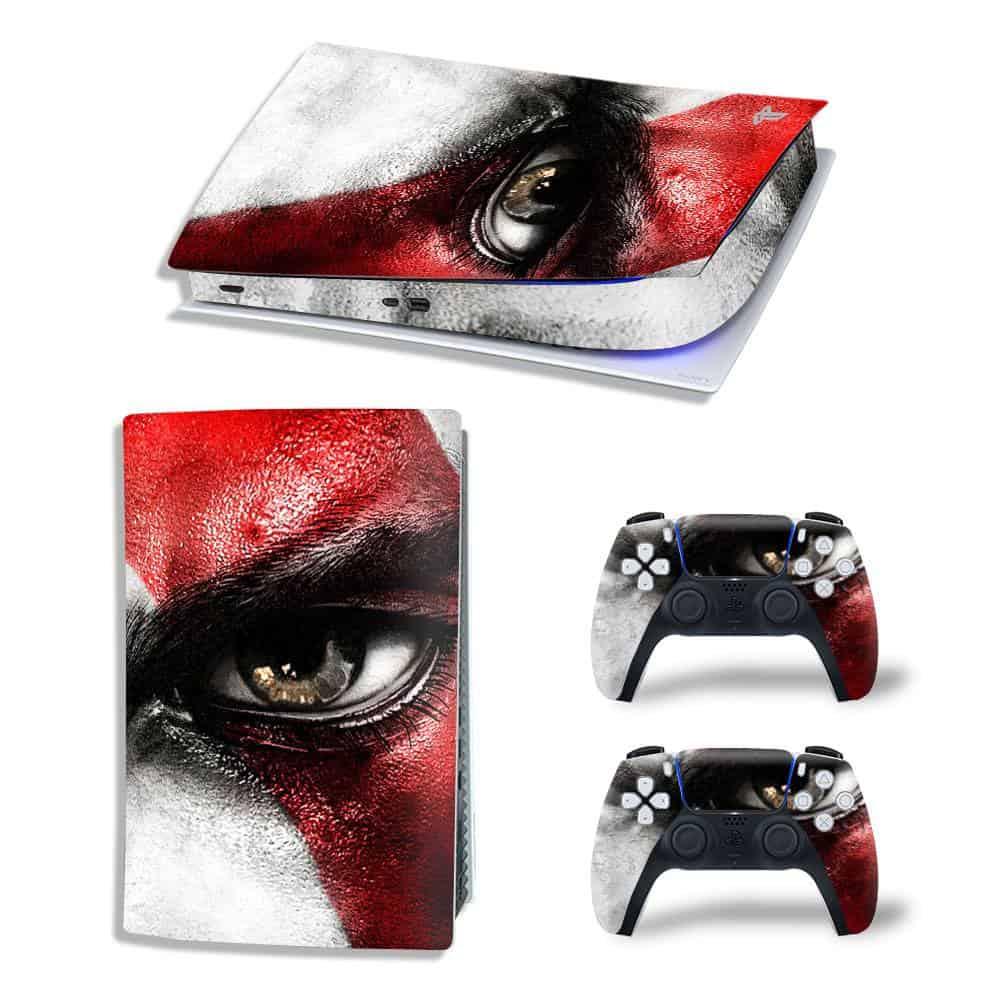 God Of War PS5 skin