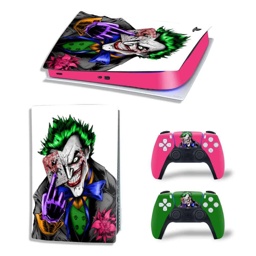 Joker PS5 skin