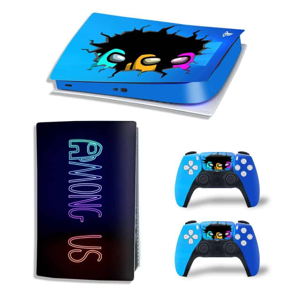 Among Us PS5 skin