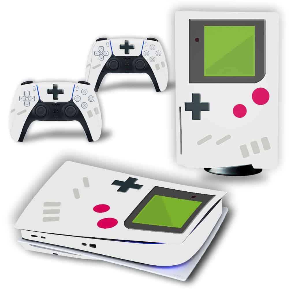 Gameboy PS5 skin