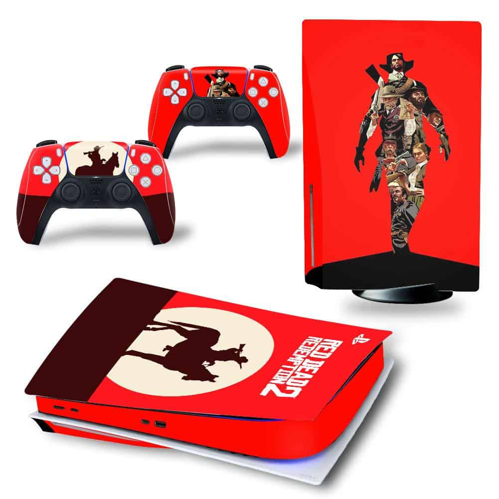 Red Dead Redemption 2 PS5 skin
