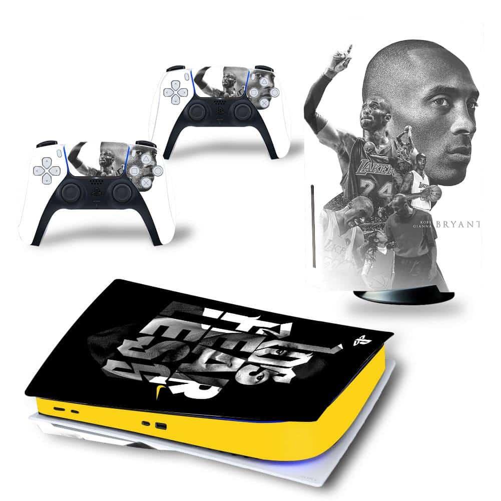 Black Mamba PS5 skin