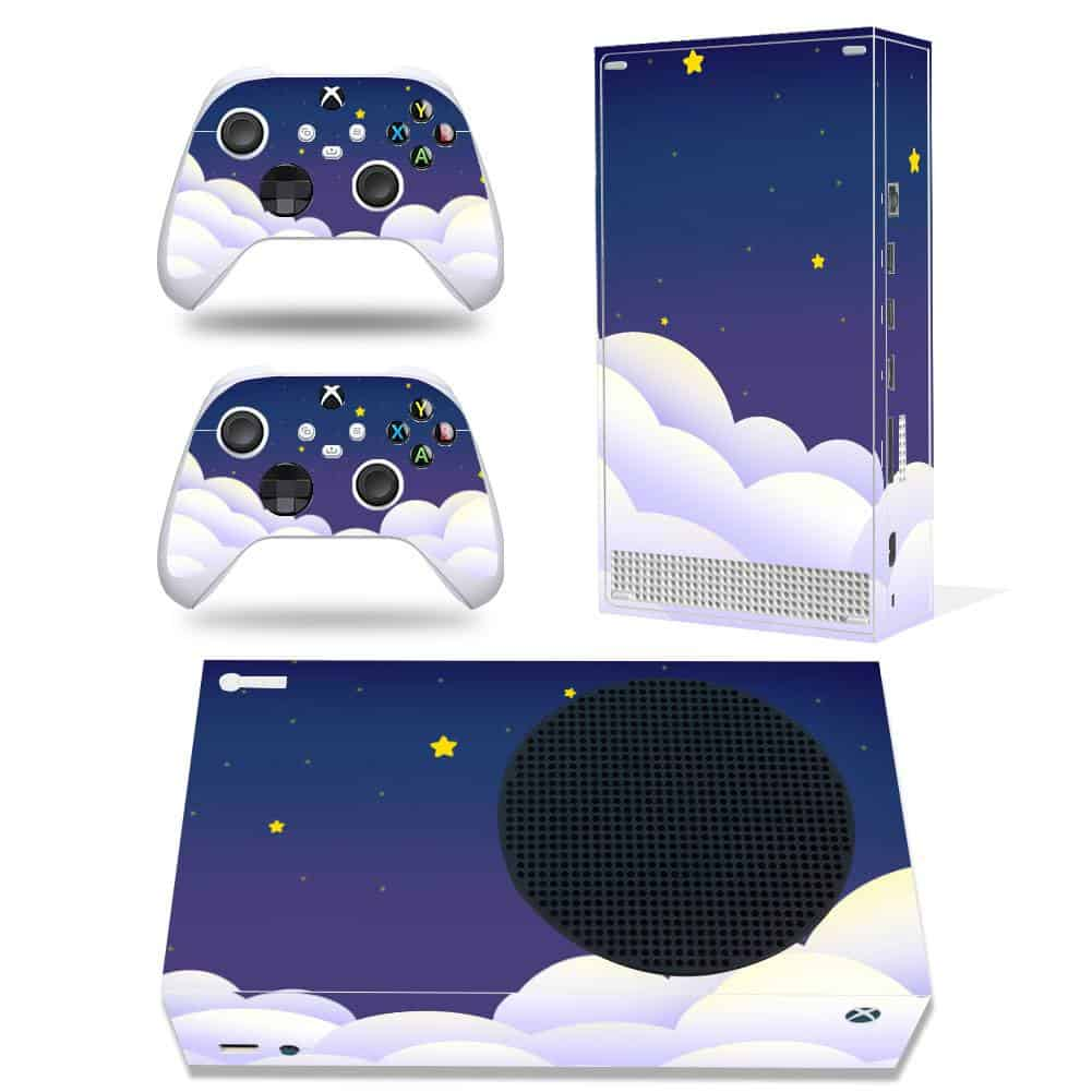 Chasing Clouds Xbox Series S skin