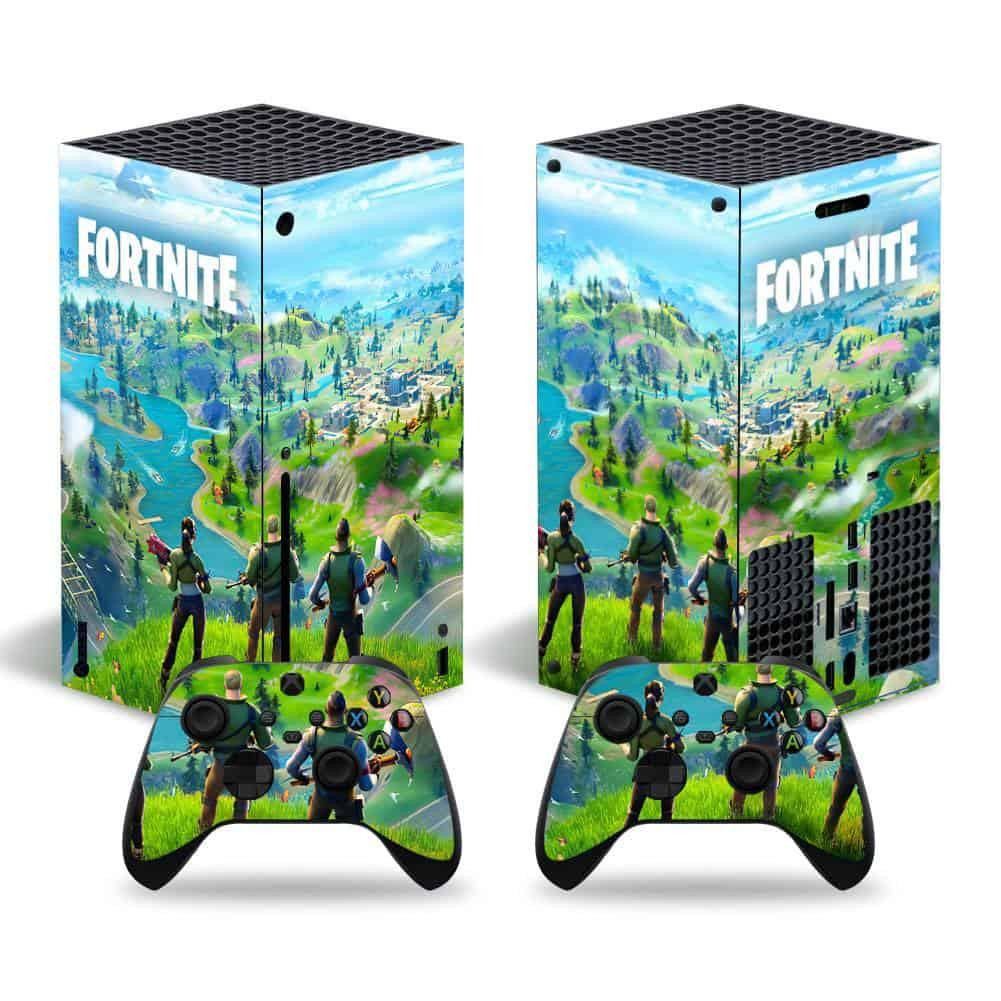 Fortnite Xbox Series X skin