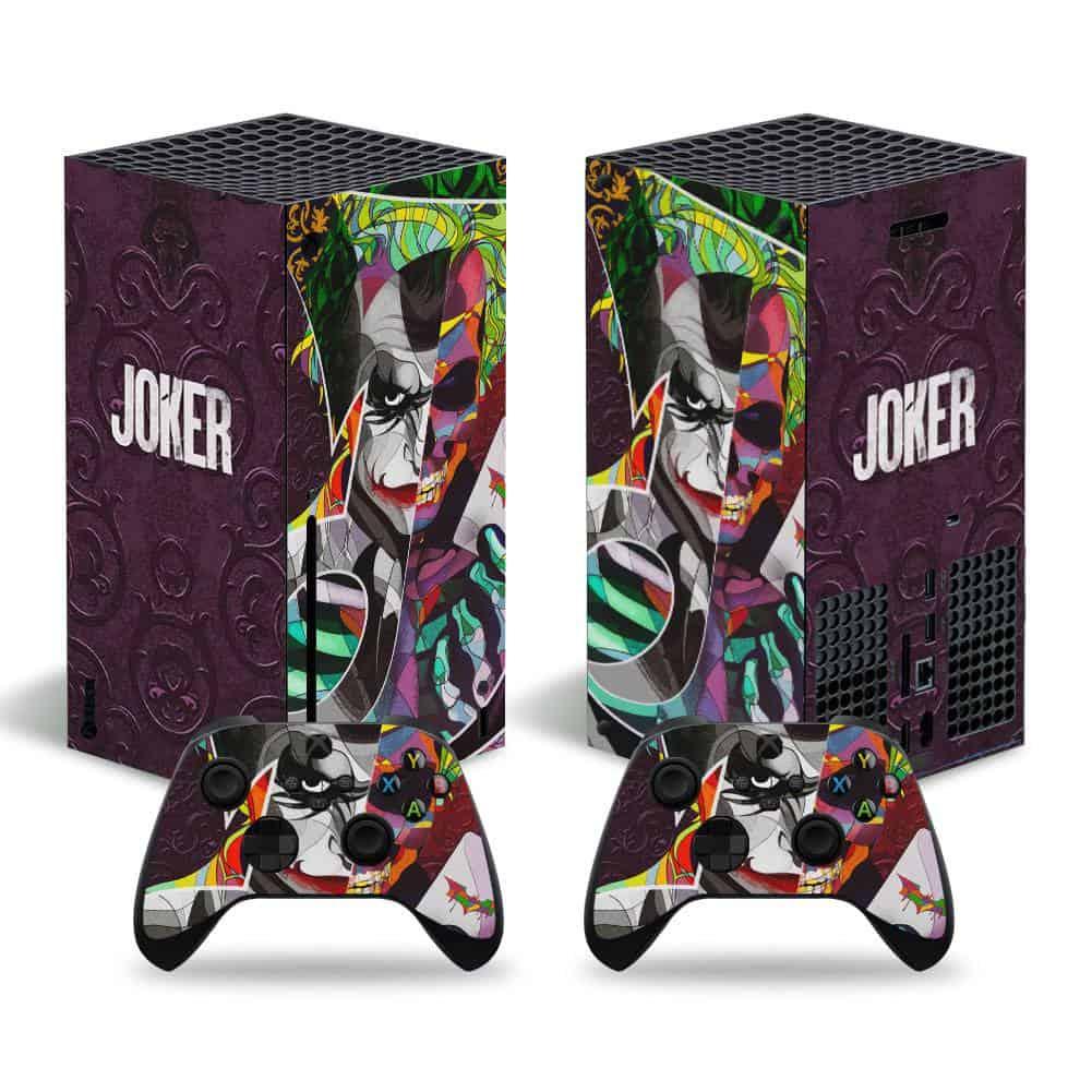Joker Xbox Series X skin