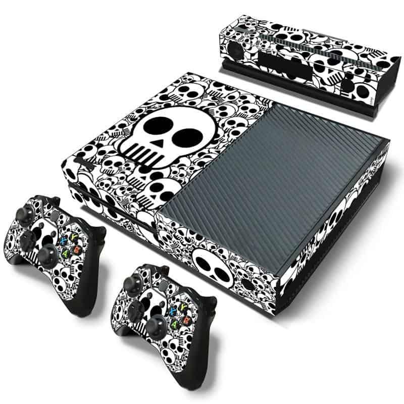 Skull Bomb Xbox One Skin