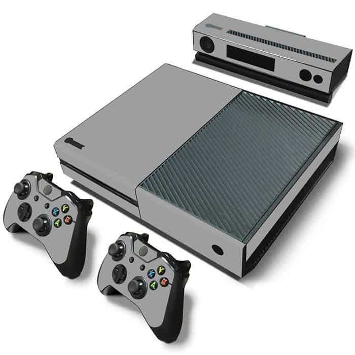 Grey wash Xbox One skin