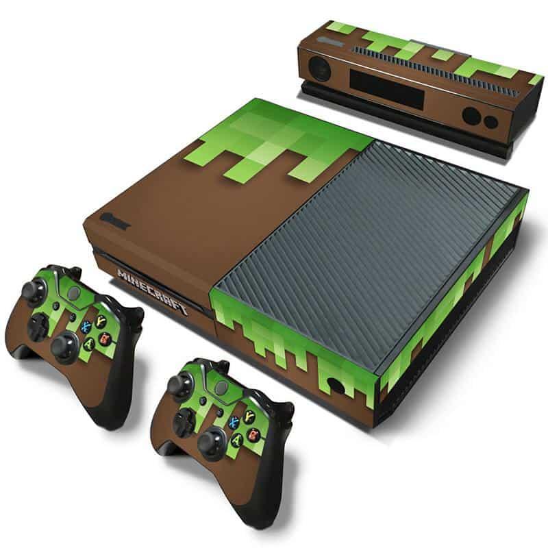 Minecraft Xbox One skin