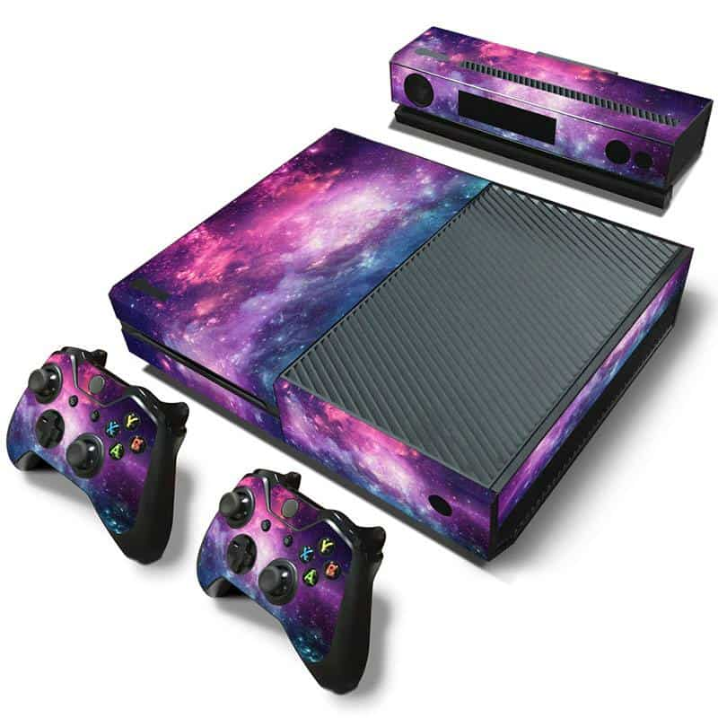 Galaxy Burst Xbox One skin