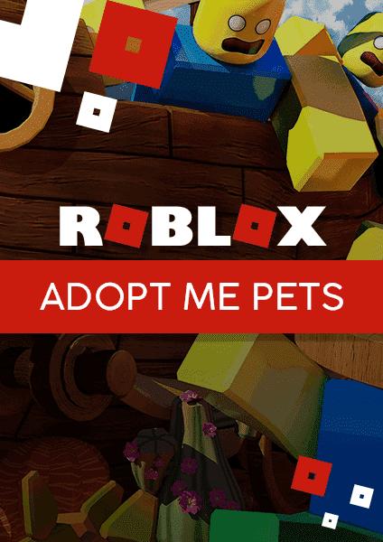 Roblox Adopt Me rare pets