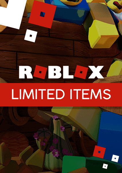 Roblox limited items for sale