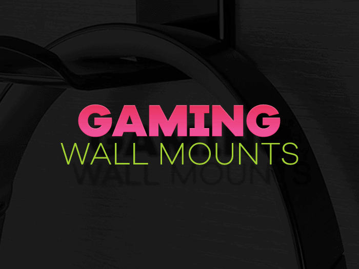 Games Console Wall Mounts